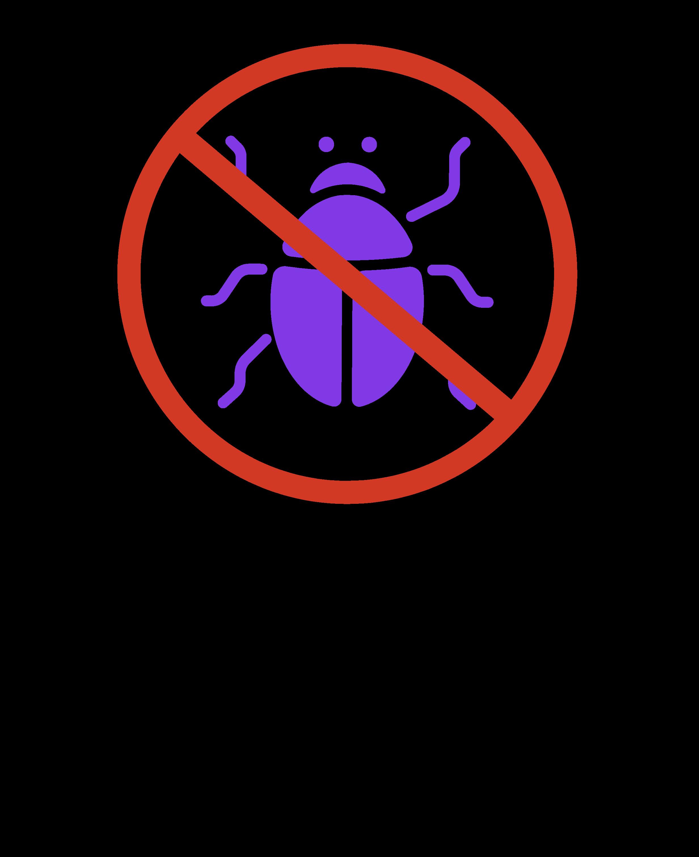 Clark/'s Beetle Blocker Shim 10 Frame